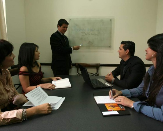 ALGUNAS EMPRESAS CAPACITADAS DIRECTAMENTE